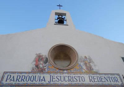La parroquia talaverana de Jesucristo Redentor cumple sus Bodas de Plata