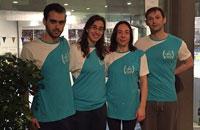 El Club Natación Talavera se trae cuatro medallas del Nacional de Pontevedra