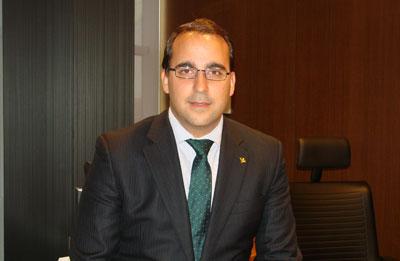 Pedro Palacios Gómez, nuevo director general de Globalcaja
