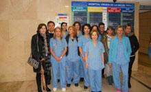 21 auxiliares de Enfermería de los quirófanos del Hospital Virgen de la Salud de Toledo denuncian la falta de seguridad para los pacientes