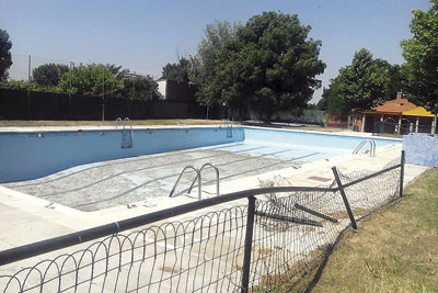 El barrio santa mar a de talavera tendr piscina este for Piscinas talavera