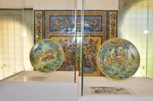 Dos platos de Ruiz Luna pasan a engrosar la calidad cerámica del museo talaverano