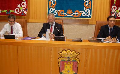 Ramos se compromete a volver a reunirse con la oposición para los temas importantes de Talavera