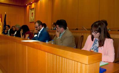Los portavoces valoran positivamente las liberaciones como 'herramienta' para trabajar por Talavera