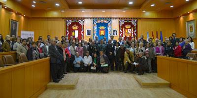 El pleno municipal de Talavera se une contra la violencia machista