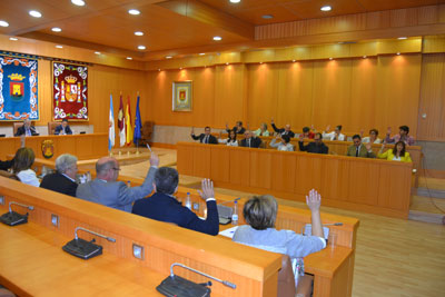 Voto un�nime para la moci�n del PSOE para el Pacto de Estado sobre Violencia de G�nero