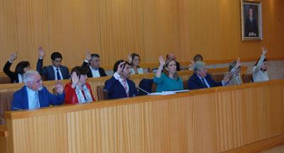 El PP saca adelante en solitario la modificación de actuaciones del Plan Urban de Talavera