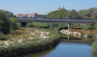 Seis meses después de la reunión con Fomento el Puente del Príncipe sigue sin luz