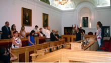 El Pleno municipal acepta la renuncia de Jesús Nicolás e inicia los trámites para la toma de posesión de la nueva concejala