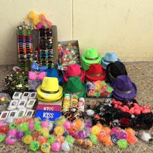 La Policía Local incauta más de 400 objetos de venta ilegal en las Ferias de San Isidro