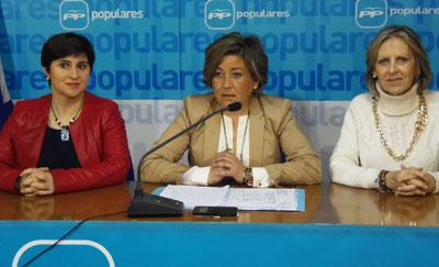 """González (PP): """"Page es un machista oficial, actitud que le reprobó su propio Ayuntamiento"""""""