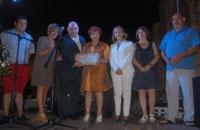 Alberto Retana recordó su infancia y adolescencia en el pregón de Puerta de Zamora