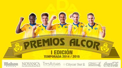 David Rodríguez recibirá los premios al 'Mejor Futbolista' y 'Máximo Goleador' de la AD Alcorcón