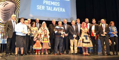 La Cadena SER de Talavera reconoce a los talaveranos más destacados del año