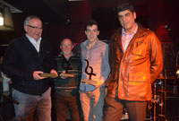 Diverxa premia en su V edición a Fernando Alarza y el grupo 'Talavera Ayer, Hoy y Siempre'