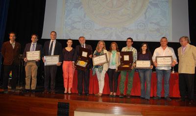 'San Jerónimo' entrega sus premios a la recuperación del patrimonio histórico-artístico