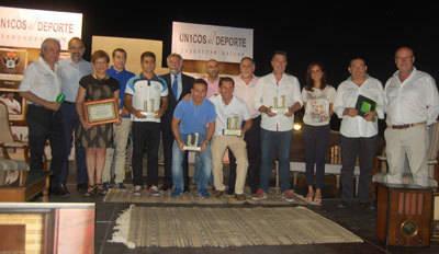 Palomarejos Golf acogió la entrega de los III Premios 'ÚN1COS del Deporte'
