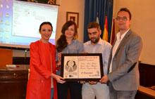 Entregados los premios del proyecto de la Portiña con cargo al Plan Urban