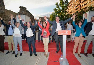 El PSOE propone un triple pacto social para Talavera basado en el empleo y la economía, los servicios y el futuro