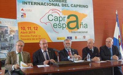 Capraespaña 2015 se convierte en referente internacional del sector de la mano de Uniproca