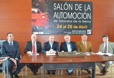 Un total de 21 marcas y diez expositores completan la quinta edición del Salón del Automóvil