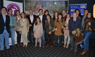Arturo Menor, profeta en su tierra con 'Wildmed, el último bosque mediterráneo'