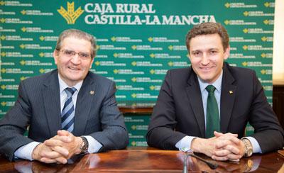 Caja Rural CLM abre 2015 con la solvencia y seguridad que genera su solido balance