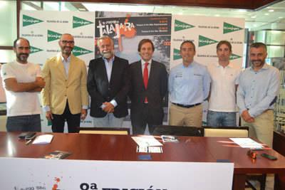 Talavera se prepara para recibir a 4.000 ciclistas que participan en la 'Talajara' que se disputará este domingo