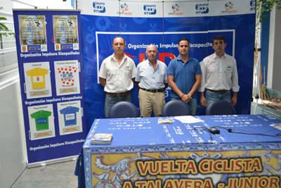 La Vuelta Ciclista a Talavera Junior se disputará los días 19 y 20 de septiembre