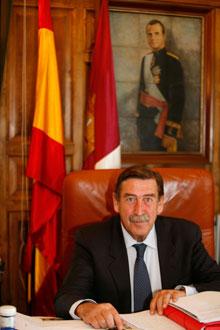 """Jaime Ramos: """"Como alcalde y amigo, no pasa un solo día en que no me acuerde de Gonzalo Lago"""""""