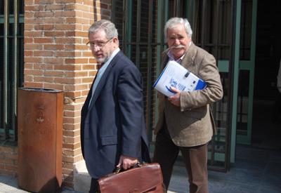 Prisión provisional comunicada y sin fianza para el recaudador de impuestos José Luis Lugones