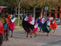 Los ecuatorianos residentes en Talavera celebran a su Virgen del Quinche