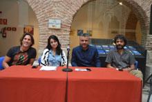 La Escuela de Teatro y Cine 'Joaquín Benito de Lucas' lleva su arte durante junio al Victoria