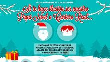 'Los Alfares' te dan la oportunidad de ser Papá Noel o cartero real