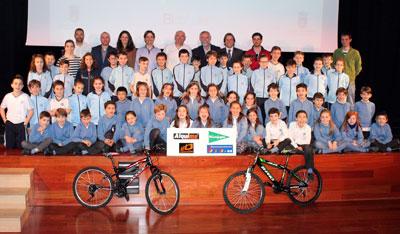 La bicicleta, como medio de transporte alternativo en el proyecto BiciAula David Arroyo