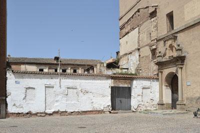 El Consistorio contempla la creación de un complejo hotelero en la Casa de los Canónigos