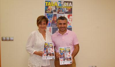 'Talatalia', la nueva oferta cultural estival que llegará a diferentes barrios de Talavera