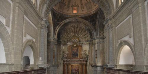 En breve se concederá la licencia para iniciar los trabajos previos en la rehabilitación de la Iglesia de Santa Catalina