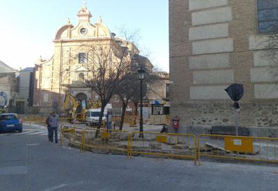 Comienzan las obras en San Andrés con la polémica entre PP y PSOE sobre el Urban