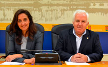 El PSOE pregunta si existen 'un acuerdo' para la concesión del transporte urbano