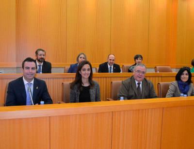 PSOE exige el fin de las obras en Corredera
