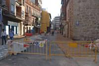 El PSOE considera innecesarias y �destructivas� las obras de Plaza del Reloj y Corredera