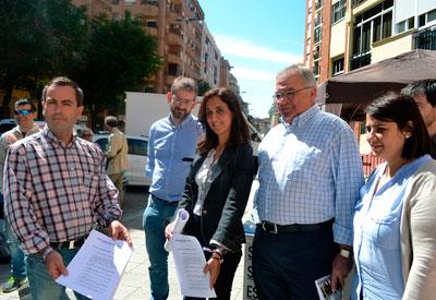El PSOE asegura que Ramos es apercibido y será sancionado por la Junta Electoral