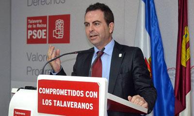 El PSOE dice que no puede hablarse de playa en el Tajo 'si solo trae 10 metros cúbicos'