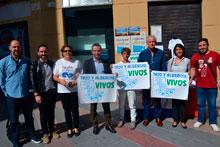 El PSOE invita a los centros educativos a participar en la defensa de nuestros ríos