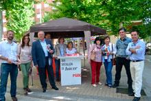 El PSOE asegura que pondrá en marcha un plan de empleo urgente en septiembre cuando esté ya gestionando el Ayuntamiento