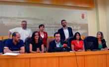 """El Grupo Municipal Socialista asegura que será """"la voz de los talaveranos"""""""