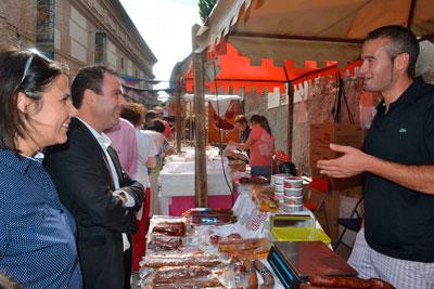 El PSOE pide una promoci�n especial para el casco hist�rico de Talavera