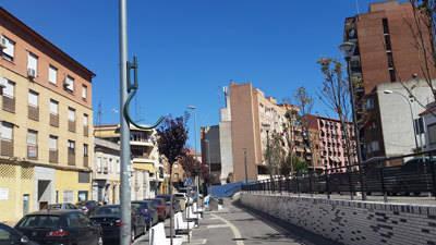 El PSOE pide formalmente que se paralicen las obras del Plan Urban por el descontento vecinal
