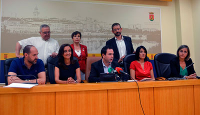 """El PSOE de Talavera achaca la subida del paro a la """"falta de ímpetu del Gobierno de Ramos"""""""